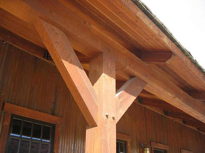 Doug Fir Timber Beams