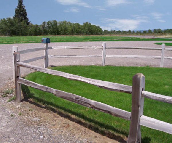 Fencing Split Rail
